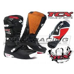 BOTAS TCX Infantiles motocross -Negro-