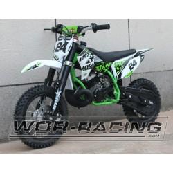 MINI CROSS IMR 50cc moto infantil (5 Años) replica KTM