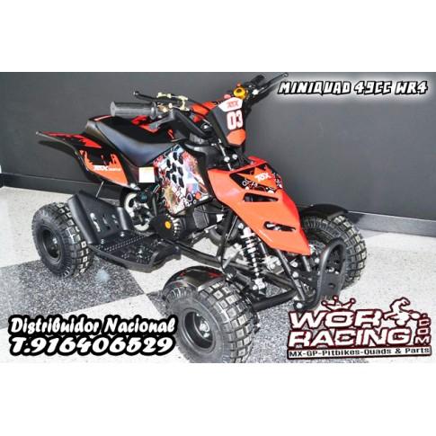Mini quad IMR -WR4- 49cc Infantil.