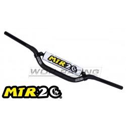 MANILLAR MTR-2 ST 28,6mm -Negro-
