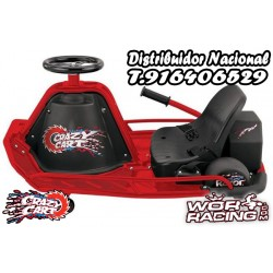Crazy Cart Drift 250w  - 24V (1 plaza)