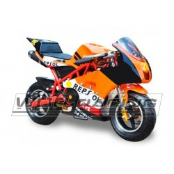 MINIMOTO carretera CARENADA GP 50cc -REPLICAS-