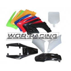Kit plastica Pitbike AGB27 -Colores-