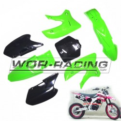 Kit plastica Pitbike AGB30 -Colores-