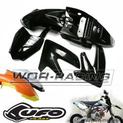Kit Plastica Pitbike F6 Buccimoto -Colores-