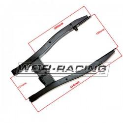 Basculante Recto - Acero 480mm Pitbike
