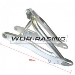 Basculante Cantilever - Aluminio 500mm - Pitbike