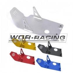Cubrecarter Aluminio Motores CRF Pitbike -Colores-