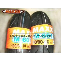 """Kit MAXXIS R1 - 10"""" - Pitbike GP."""