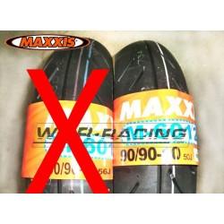 """Neumatico MAXXIS R1 - 90/90-10"""" - Pitbike y GP."""