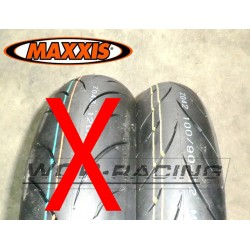 """Neumatico MAXXIS R1 - 100/90-12"""" - Pitbike y GP."""