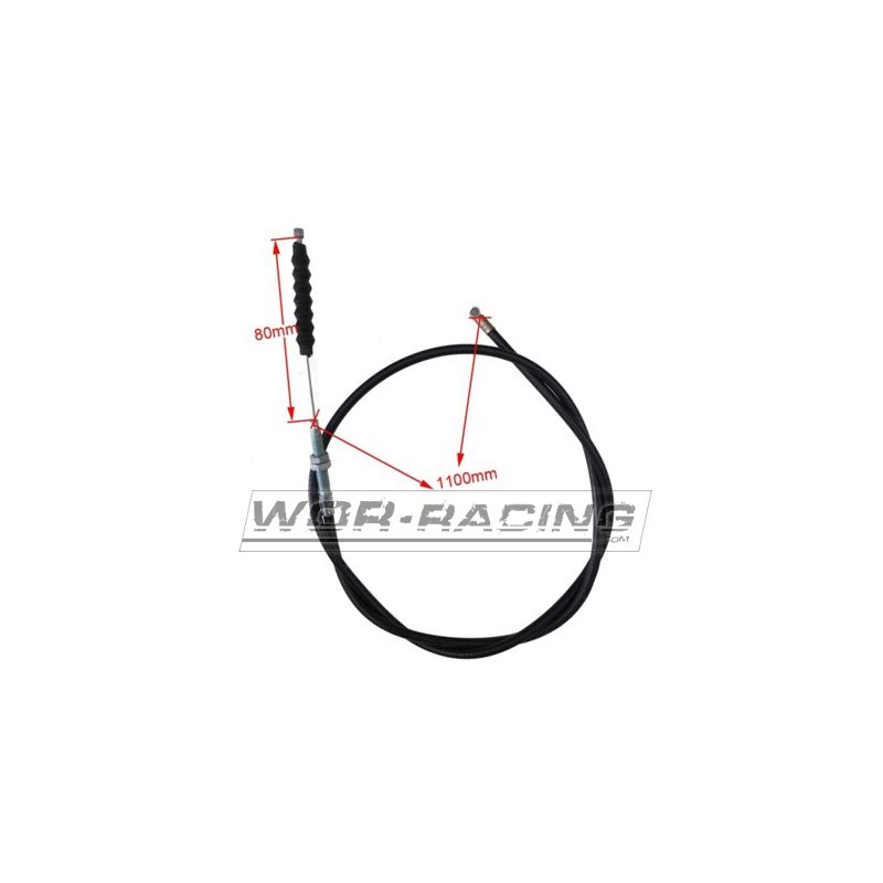cable embrague 80x1100mm motor 110 a 160cc