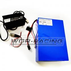 Bateria Litio 48V 20Ah - Patinete electrico.