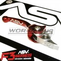 Maneta Freno F3 ASV - Reversible - Pitbike y GP.