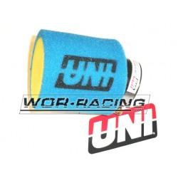 Filtro de potencia 51mm Aire - UNI Racing - AZUL