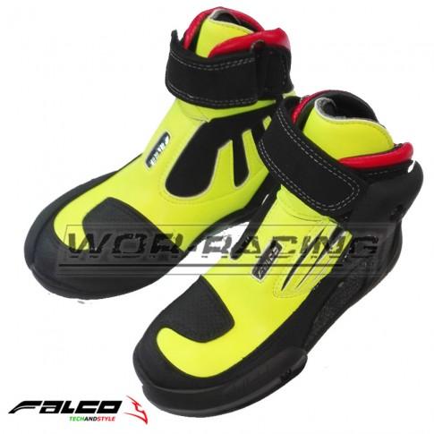 BOTAS FALCO 770 Minimoto Infantiles - Colores