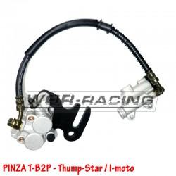 Kit Freno Trasero B2P - IMoto / ThumpStar 50cm Pitbike