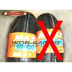 """MAXXIS F1 - 3.50-10"""" - Pitbike y miniGP."""