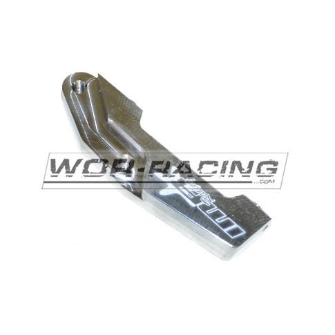 Soporte CNC pinza freno disco 240mm MZ / DNM - Pitbike