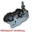 Pinza Freno Radial C4P CNC - MIR - Pitbike y GP