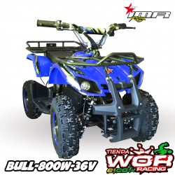 mini quad electrico imr bull 800w 36v quad infantil wor racing eco Barato