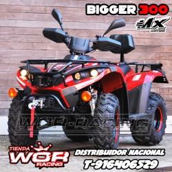 ATV  BIGGER 300N 4x4 - MxMotor.