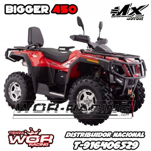 ATV BIGGER 450 4x4 - MxMotor.