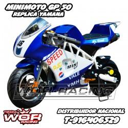 MINIMOTO REPLICA GP 50cc - Yamaha.