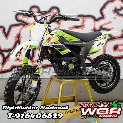 minimoto_electrica_cross_IMR_MX5_litio_500w_36v_pitsport_2019_kxd_moto_infantil_logo_pitsport_electrico