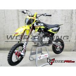 """Pitbike PITSTERpro LXR-R 14""""-12"""" (Motor 150cc 4V)"""