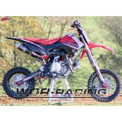 """Pitbike PITSTERpro LXR-F -BLACK- 14""""-12"""" (Motor 150cc 4V)"""