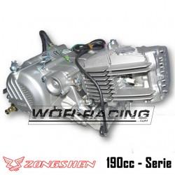 Motor pitbike Zongshen 190cc (5 Marchas + Arranque)