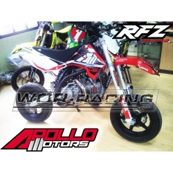 Pitbike Apollo Orion RFZ Open (motor 150cc)