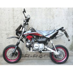 PITBIKE MX Rocker Street SM -Luces- (motor 125cc).