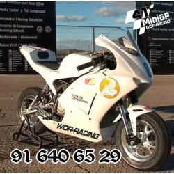 MiniGP 4T - Cuna Campeones (Motor R-110cc)