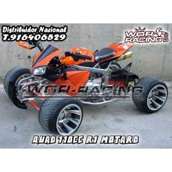 QUAD MOTARD -Yamaha R1- 90cc (Semiautomatico)