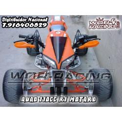 Mini QUAD superMOTARD -Yamaha R1- 125cc (Semiautomatico)