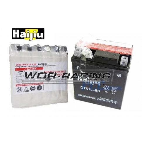 Batería sellada 12v HTX-7L-BS  - HAIJIU