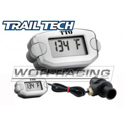 Reloj Temperatura TRAIL TECH Tto Refrig. Agua - 19mm