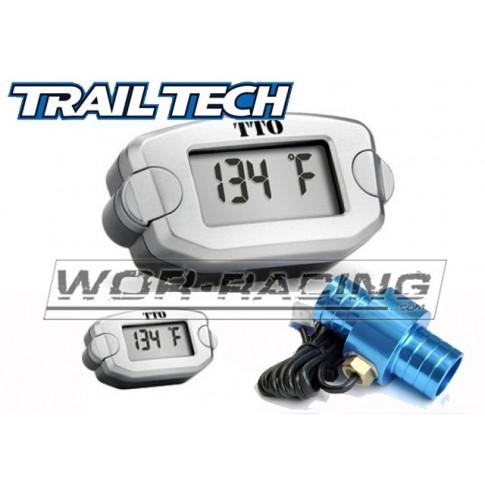 Reloj Temperatura TRAIL TECH Tto Refrig. Agua - 22mm