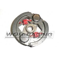 Embrague PRO 2 zapatas KXD -Motores 2T-