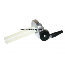 Puño Acelerador Rápido -aluminio Polea- motocross