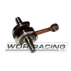 Cigueñal minimoto aire Bulon 10mm -Motores 2T-