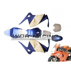 Plastica carenados Kit Minimoto Reverse KXD -Colores-