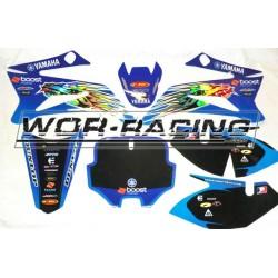 Kit Adhesivos TTR / LXR -TROY Racing- Pitbike