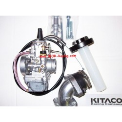 "CARBURADOR KIT 24"" KITACO MIKUNI TM plano"