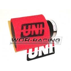filtro_UNI_Rojo_pitbikes_carburador