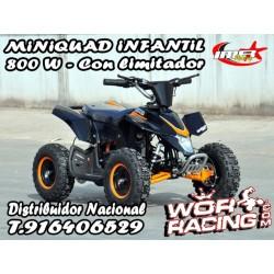 Miniquad Electrico IMR WR8 Sport - 800W - 36V - infantil.