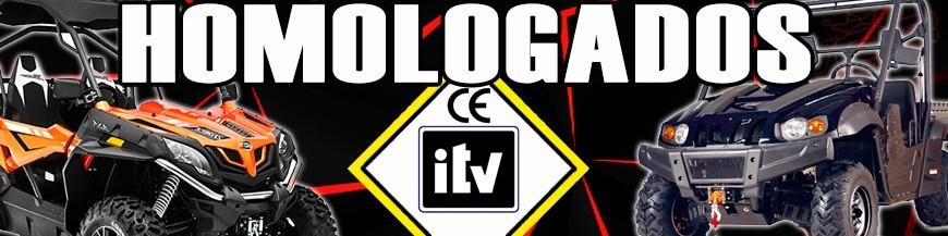 UTVs HOMOLOGADOS